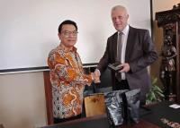 Ke Hungaria, Moeldoko Pamer Kekayaan Kopi Indonesia