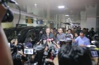 Keluar dari RSPAD, SBY Tak Sabar Hadapi Pemilu
