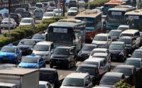 Ini Titik Kemacetan di Tol Jakarta-Cikampek, Termasuk Bekasi Timur