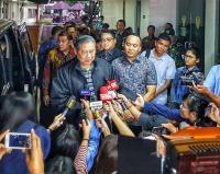 Keluar dari RSPAD, SBY Ucapkan Terima Kasih Atas Doa Masyarakat