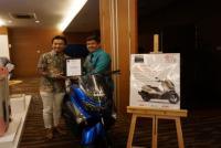 Yamaha Nmax di Dapuk Jadi Motor dengan Desain Terbaik