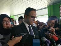 Anies Pertanyakan Alasan Pemerintah Pusat Ambil Alih Proyek 6 Tol Dalam Kota