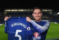 Guardiola Legowo Jorginho Pilih Chelsea ketimbang Man City