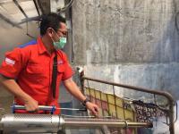 Warga Tangsel Keluhkan Nyamuk DBD, Rescue Perindo Terjun Beri Fogging Gratis
