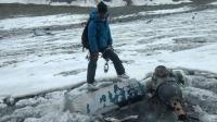 Jasad Tentara India Ditemukan 50 Tahun Setelah Kecelakaan Pesawat di Himalaya