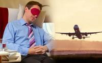 Alasan Medis Dibalik Tidak Boleh Tidur saat Pesawat Lepas Landas & Mendarat