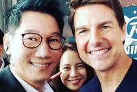 Lawan Tom Cruise & Bintang Mission: Impossible di Running Man, Ji Suk Jin: Tom Hyung!