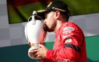 Vettel Beruntung Bisa Finis Ke-2 di F1 Hungaria 2018