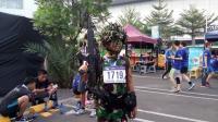 Pelari Kecil Ini Finis 25 Besar di Okezone Run With Idol 2018