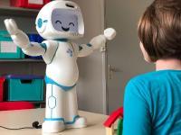 Robot Ini Bantu Terapi Anak Penderita Autis