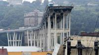 Korban Tewas Jembatan Ambruk di Italia Bertambah Menjadi 37 Orang