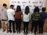 Polisi Ringkus 4 PSK di Apartemen Margonda Residence Depok
