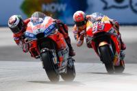 Puig Apresiasi Perjuangan Marquez di MotoGP Austria 2018