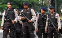 7.883 Personel Polisi Dikerahkan Amankan HUT Ke-73 RI di Ibu Kota