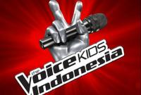 Blind Audition Berakhir, Peserta The Voice Kids Mulai Masuki Babak Round Audition