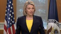 AS Akan Akhiri Pendanaan 'Stabilisasi Suriah'