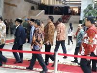Wapres JK Hadiri Peringatan Hari Konstitusi di Gedung MPR DPR