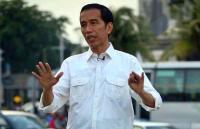 Kerennya Jokowi Naik Motor Menuju Venue Asian Games
