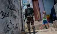 Intervensi Militer Basmi Geng Narkoba di Rio de Janeiro Akan Berakhir Desember