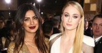 Resmi Tunangan, Ini Yang Dikatakan Sophie Turner pada Priyanka Chopra