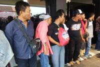 15 Calo Tiket Asian Games di Bekasi Dibekuk Polisi
