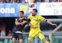 Allegri Sayangkan Ronaldo Tak Cetak Gol di Laga Perdana Liga Italia 2018-2019