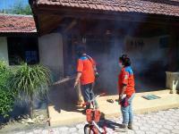 Cegah Wabah Demam Berdarah Meluas, Rescue Perindo Tambah Wilayah yang Diasapi