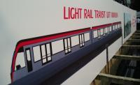 Kabar Terkini Proyek LRT Jabodebek, Cawang-Cibubur Sudah Dipasang Rel