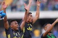 Alex Sandro Sanjung Semangat Juang Juve di Laga Kontra Chievo