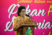 Terkait Gempa Lombok, Menteri Kesehatan Sebut Para Korban Banyak Alami Patah Tulang