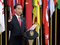 Jokowi: Saya Yakin Asian Games Berikan Energi Baru bagi Perjuangan Palestina