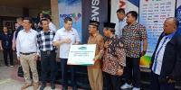 Hary Tanoe Serahkan Sapi Limosin untuk Kurban Idul Adha ke PP Muhammadiyah