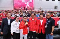 Saksikan Eko Yuli Sabet Emas, Jokowi: Alhamdulillah, Alhamdulillah, Alhamdulillah