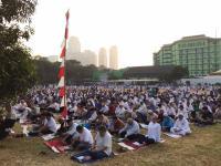 Penjelasan Pihak Masjid Al Azhar Mengenai Pelaksanaan Salat Idul Adha Hari Ini