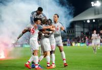 Liverpool Kalahkan Palace 2-0, Van Dijk: Tak Mudah Raih Kemenangan di Sini