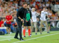 Simeone Puas Atletico vs Valencia Berakhir 1-1