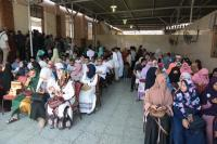 Perayaan Idul Adha 1439 H di Mesir: 1,35 Ton Daging Kurban Dibagikan untuk WNI