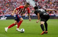 Atletico Konfirmasi Vitolo Alami Cedera Ligamen Lutut Kiri