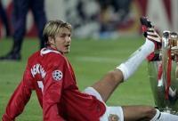 Beckham Bangga Diberi Gelar Prestisius dari Presiden UEFA