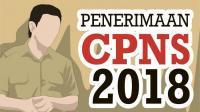 Hari Ini 19 September, Pendaftaran CPNS 2018 Dibuka