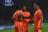 Salah Ungkap Kunci Sukses Tajamnya Trio Lini Depan Liverpool