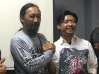 Perseteruan Pengendara Moge dan Pengemudi Avanza di Bandung Berujung Damai