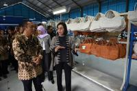 Cerita Sri Mulyani dengan Pengusaha Bermodal Rp500 Ribu yang Kini Go International