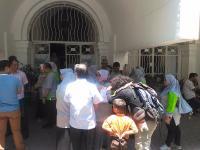Sidang Dakwaan Penipuan Umrah, Jamaah Minta Pemilik Abu Tours Dihukum Berat