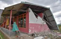 Korban Gempa Lombok Masih Membutuhkan Air Bersih