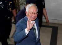 Pengadilan Malaysia Tuntut Najib Razak dengan 21 Tuduhan Pidana Pencucian Uang