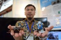 Robot Kecoa untuk Operasi Intelijen, Bisa Menyadap dan Mengintai