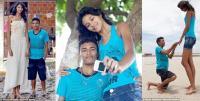 7 Pasangan Ini Buktikan Cinta Tak Harus Pandang Bulu