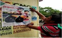 Jatuh Cinta pada Pandangan Pertama, Lelaki Ini Tempelkan 4 Ribu Poster untuk Temukan Pujaan Hati