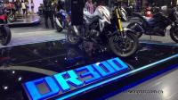 Suzuki Luncurkan Pesaing Yamaha MT-3
